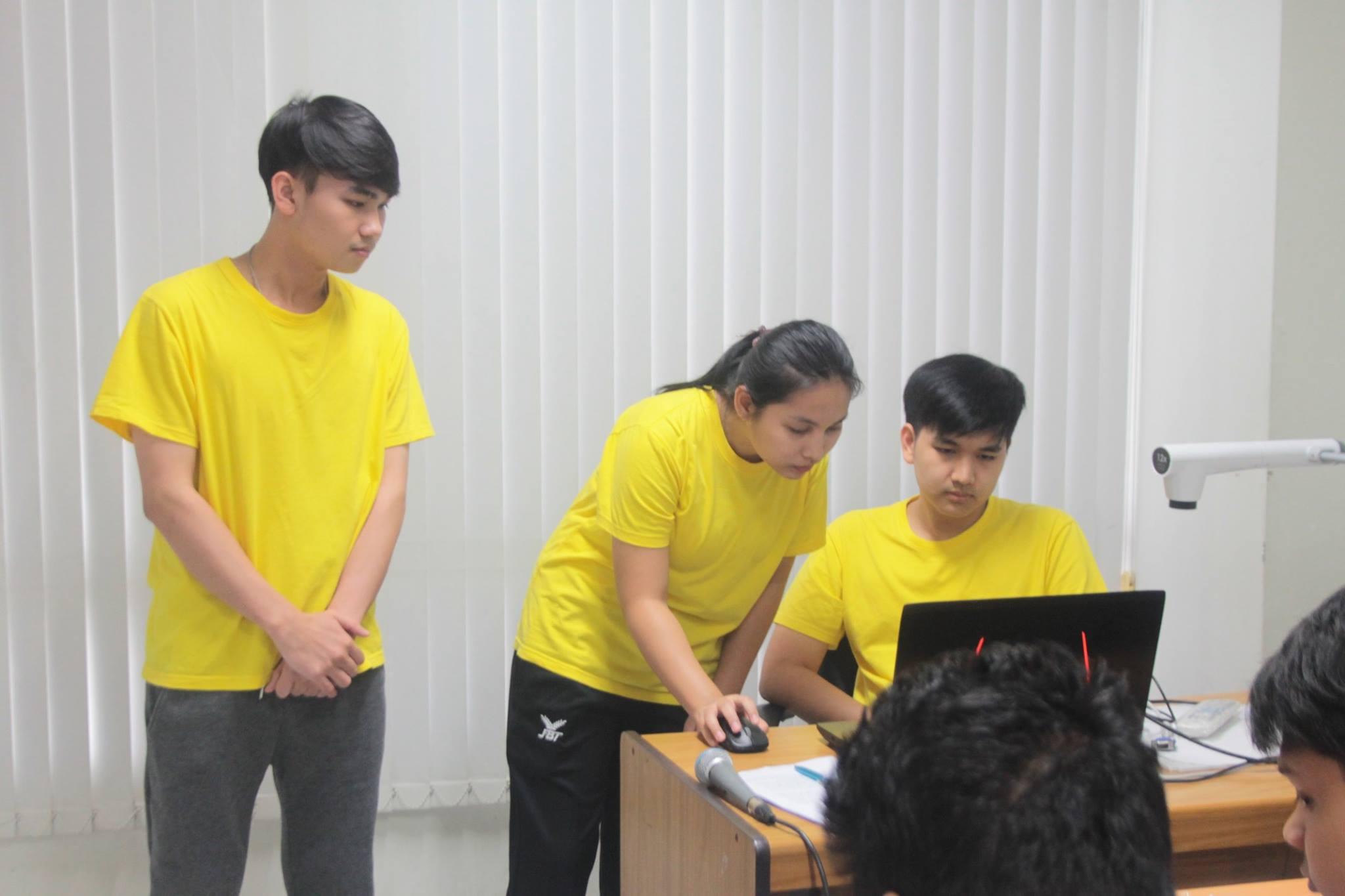 การเสนอโครงร่างโครงงานคอมพิวเตอร์ของนักศึกษารหัส 58